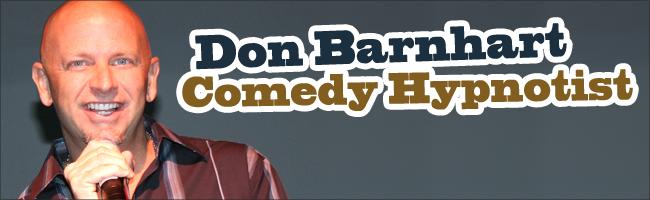 Don_Barnhart_Comedy_Hypnotist